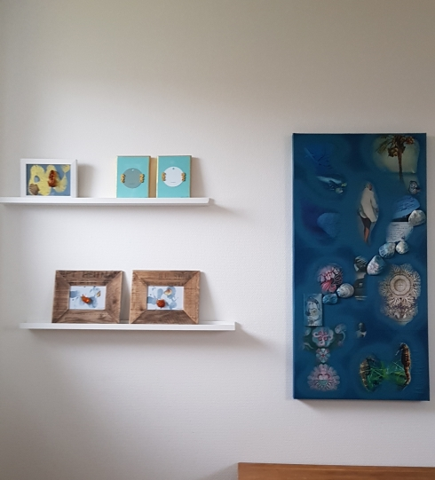 Teena Leitow, gallery ostseestern, Kunst kaufen, Ostsee, mixedmediaart, contemporaryart, art